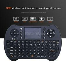 Hot 2.4G Mini USB Wireless English Keyboard Touchpad & Mouse Remote Control Y9F1