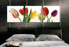 Art Oil Painting Modern Wall Deco Scenery Flower Picture Print On Canvas NoFrame