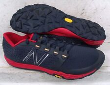 New Balance Mens Minimus MT10v4 Navy Red Trail Running Sneakers Shoes size 13 M