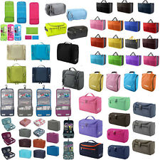 Makeup Travel Hanging Portable Toiletry Wash Bag Storage Cosmetic Case Pouch