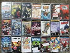 NICE SELECTION Sony Playstation Portable PSP Video GAME NEW SEALED-U Choose One