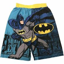 BATMAN DC COMICS UPF-50+ Bathing Suit Swim Trunks NWT Toddler's Sz. 3T or 4T $22