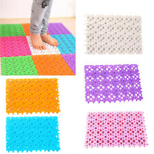 Plastic Non Slip Mat Shower Bathroom Tub Bath Mat Floor Mat Pets House Cage Pad