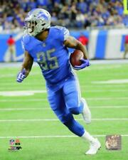 Eric Ebron Detroit Lions 2017 NFL Action Photo UR237 (Select Size)