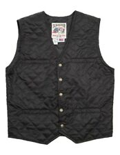 Schaefer Western Vest Mens Durable Quilted Rugged Canyon Snap 832