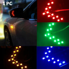 1 pc Arrow Indicator 14SMD LED Car Rearview Side Mirror Turn Signal Lights MT