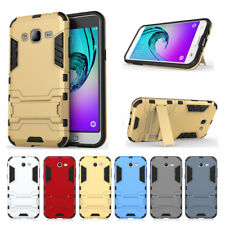 Hybrid Hard Armor Case Cover Protector Stand For Samsung Galaxy Phones J3 J5 J7