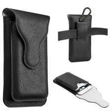 Belt Clip Holster Clip FLEX Vertical Luxury Leather Pouch Case For Cell Phones