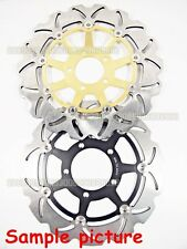 Front Brake Disc Rotor for Suzuki GSX GSF 250 400 GS500 1200 RF900 Bandit #dr