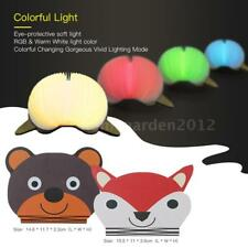 Colorful USB Book Light Table Home Ceiling Lamp Lighting Fixture Indoor Use K2U9