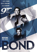 Before They Were Bond: 9 Movies (DVD, 2015, 2-Disc Set)