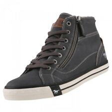 NEW Mustang Ladies Shoes High Top Trainers Padded Ankle Boots