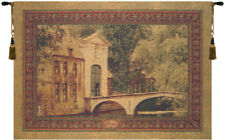 Brugge Vintage Woven Home Decor Wall Art Hanging Tapestry
