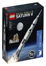 LEGO Ideas NASA Apollo Saturn V Rocket 21309 * Brand New Factory Sealed IN HAND