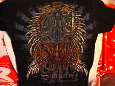 SWORD AND SHIELD WITH WINGS SWORD LEGACY T-SHIRT