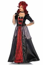 Blood Countess Deluxe Womens Vampire Costume Genuine Leg Avenue - New
