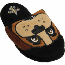 New Orleans Saints Forever Collectibles Youth Mascot Slippers