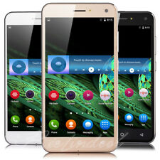 """Unlocked 5.0"""" Android 5.1 Cell Phone Quad Core 2SIM 3G GSM T-Mobile Smartphone"""