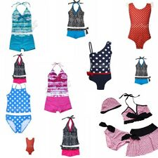 Girls Swimming Costume Kids Swimming Swimwear Swimsuit One piece Bathing Bikini
