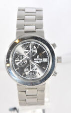 Men's Festina 8935 Stainless Steel Bracelet Black Chronograph Dial Watch