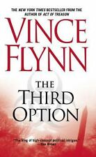 The Third Option, Vince Flynn, Good Condition, Book