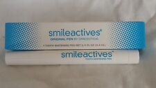 Smileactives ORIGINAL PEN by oraceutical 1 tooth whitening pen teeth NIB