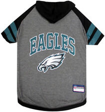 PHILADELPHIA EAGLES Tee Hoodie NFL Dog Pets First (all sizes)