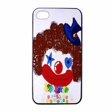 Clown Buffoon Cute Cartoon Design Hard Apple iPhone Case Cover Skin 4 4S 5 5S