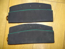 Russian army set 2 garrison cap  border guard officer border with Abkhazia 200X