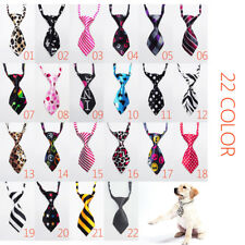 Dog Cat Adjustable Bow Tie Necktie Collar Lovely Puppy Pet Kitty Accessory