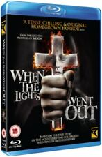 When The Lights Went Out Blu-Ray NEW BLU-RAY (REVB3040)