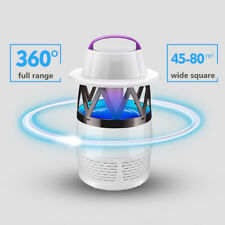 LED USB Electric Zapper Mosquito Insect Killer UV Trap Lamp Fly Bug Pest Control