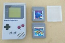 Retro Original Nintendo Gameboy Console Fully Working Tetris and Super Marioland