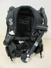 ScubaPro Ladyhawk Back Flotation Buoyancy Compensator Equip w/Air2 Women's M BCD
