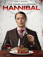 New Hannibal: The Complete Series Collection NEW DVD FREE SHIPPING!!