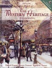 The Western Heritage: Since 1300 (7th Edition) Kagan, Donald, Ozment, Steven, T