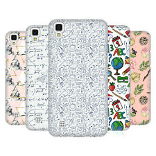 OFFICIAL JULIA BADEEVA ASSORTED PATTERNS 3 HARD BACK CASE FOR LG PHONES 2