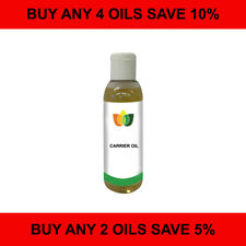 100ml Carrier/Base Oil Multi-List. Choose from 60 Cold Pressed Carrier Oils