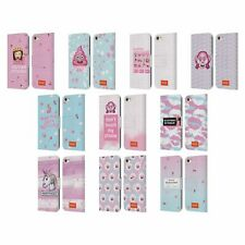 OFFICIAL emoji® PASTEL SASS LEATHER BOOK WALLET CASE FOR APPLE iPOD TOUCH MP3