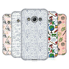 OFFICIAL JULIA BADEEVA ASSORTED PATTERNS 3 SOFT GEL CASE FOR SAMSUNG PHONES 4