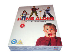 Home Alone Collection (2006, 4-Disc Box Set) Excellent condition -all four films