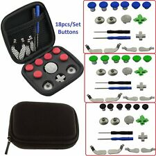 18PCS/Set Handle Buttons Replace Kit for XBOX ONE ELITE/ PS4 / Switch Controller
