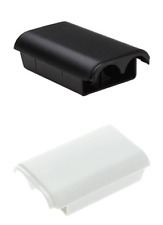 1pcs Battery Pack Cover Shell Case for Xbox 360 Controller Black White