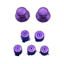 Metal Thumbsticks and Bullet ABXY&Guide Buttons for Xbox 360 Controllers