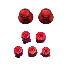 20 sets Metal Thumbsticks and Bullet ABXY&Guide Buttons for Xbox 360 Controllers