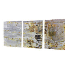 3Pcs 60x40cm Vintage Abstract Canvas Print Art Oil Painting Home Wall Decor  1
