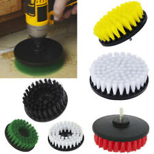 Electric Drill Brush Grout Power Scrubber Cleaning Brush Cleaner Tool  5 Inch