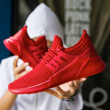 Men's Athletic Sneakers Sports Casual Outdoor Running Shoes Lightweight Trainers