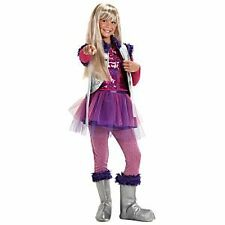 Disney Hannah Montana Costume NWT Concert Dress Purple