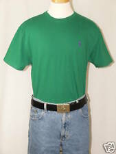 Polo Ralph Lauren Green T-Shirt Polo Pony S M L XL XXL NWT